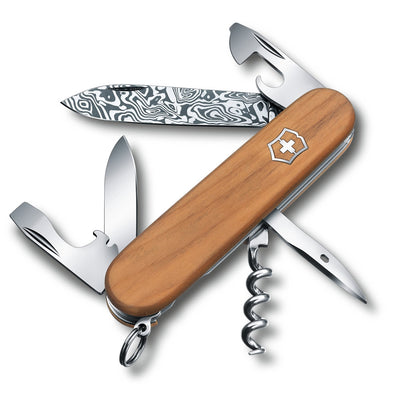 Victorinox Damascus Spartan Limited Edition Swiss Army Knife