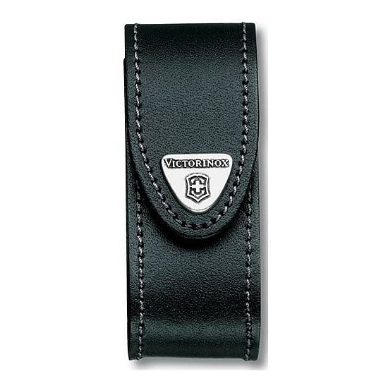 Swiss Army Leather Belt Pouch for 91mm Knives