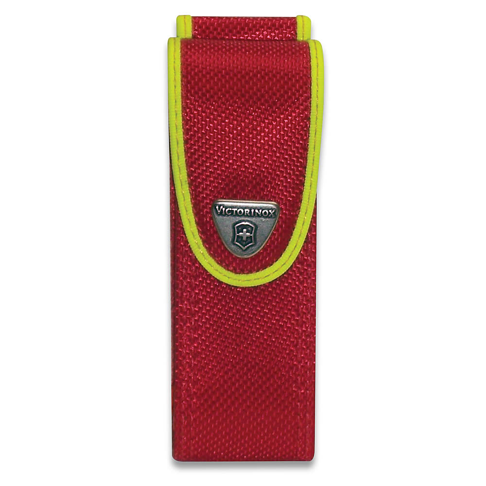 Swiss Army Rescue Tool Red Nylon Belt Pouch