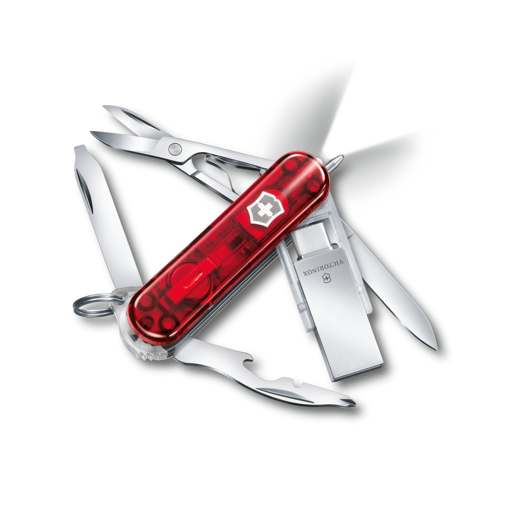 Victorinox Midnite Manager Work USB - 16GB