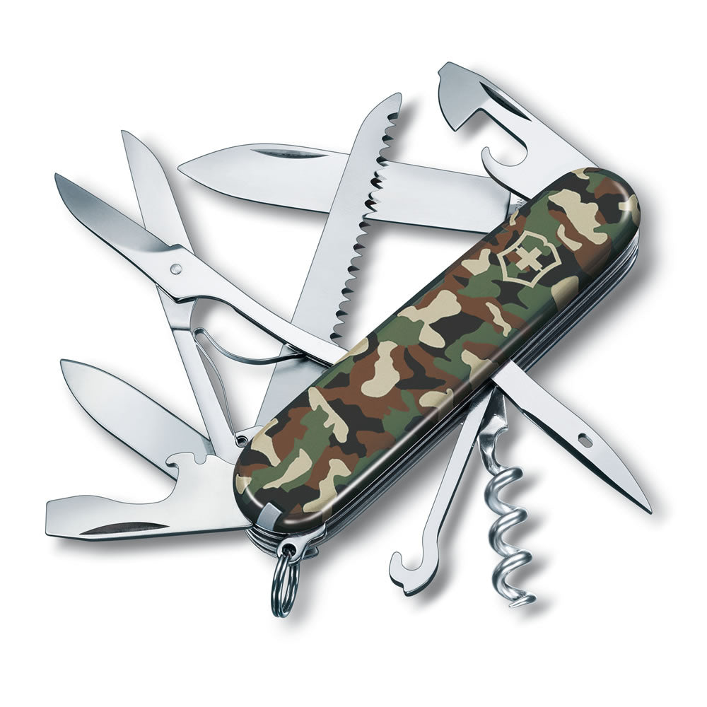 Swiss Army Huntsman Camo