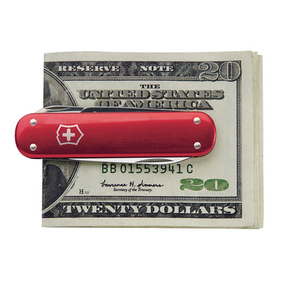 Money Clip Alox Swiss Army Knife