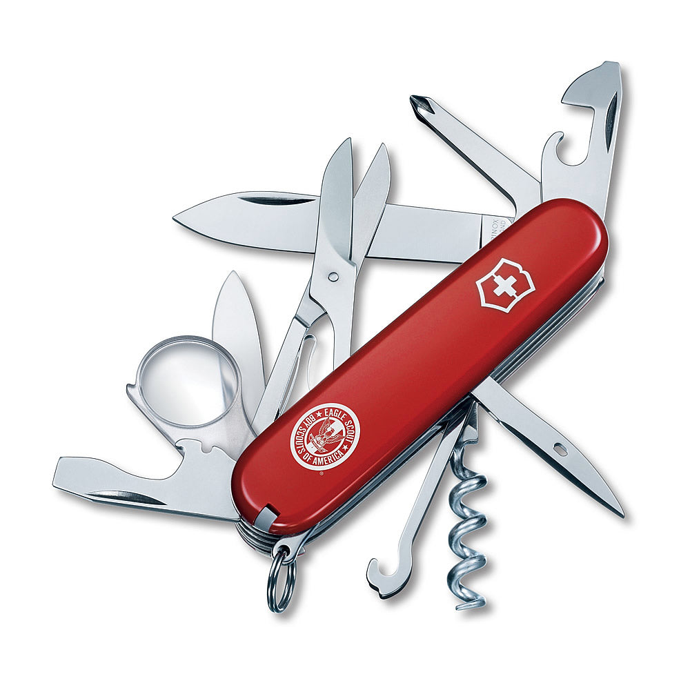 Eagle Scout Explorer Swiss Army Knife