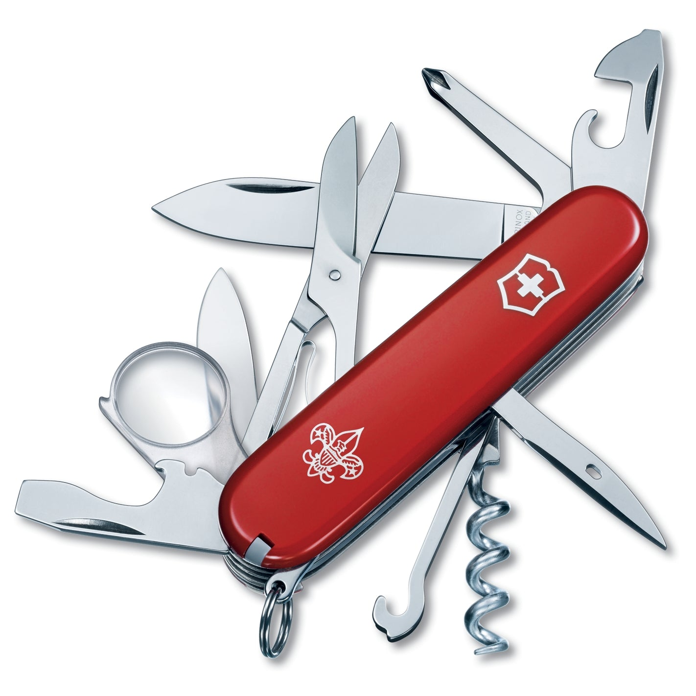 Boy Scout Explorer Swiss Army Knife