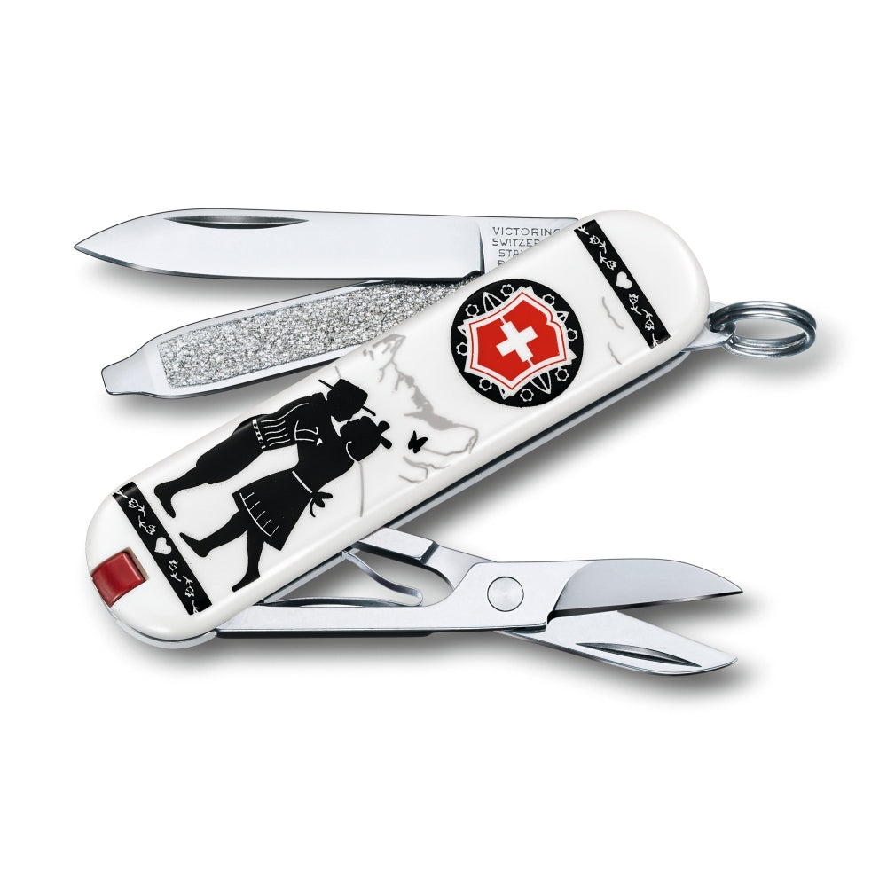 Alps Love Classic SD 2018 Limited Edition Swiss Army Knife
