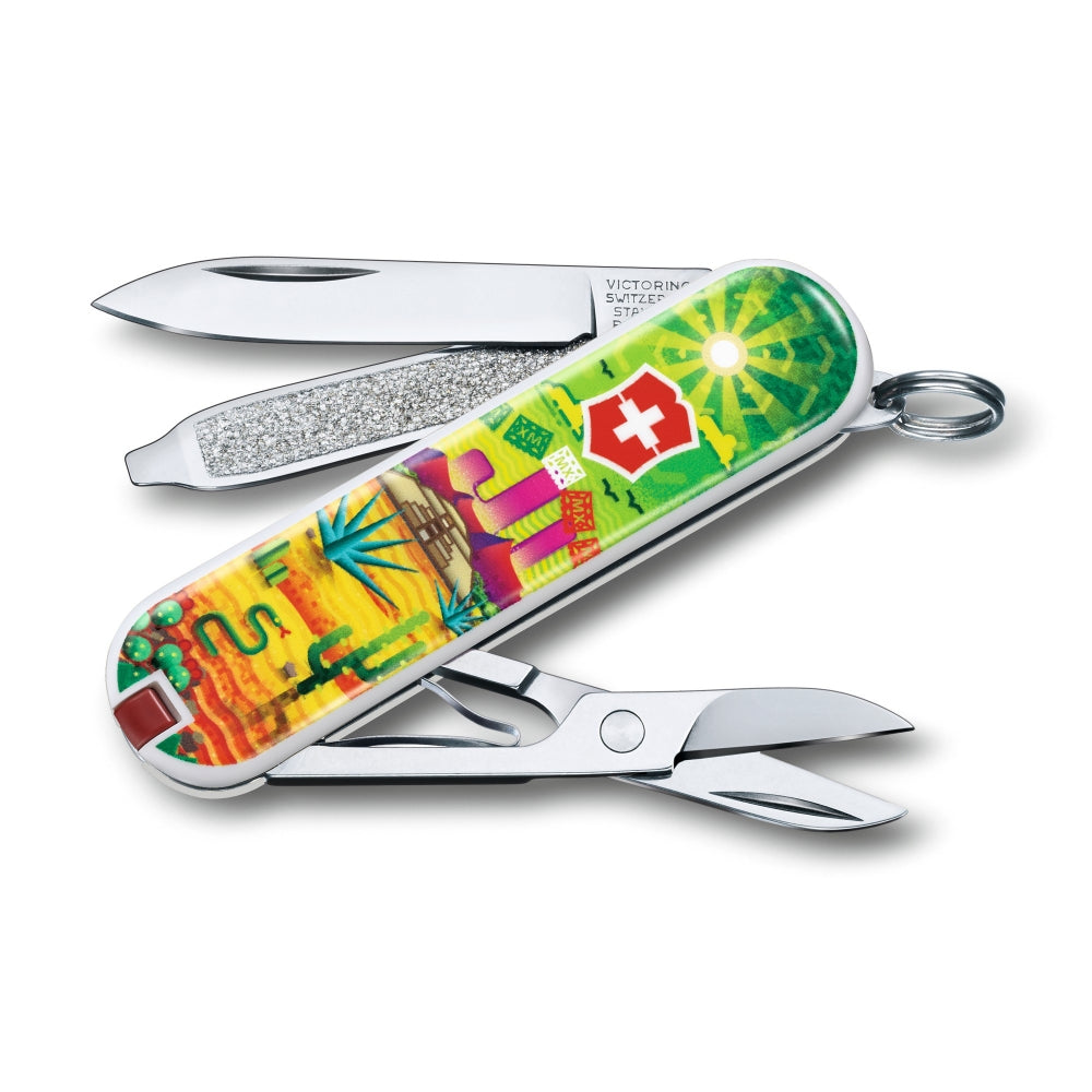 Mexican Sunset Classic SD 2018 Limited Edition Swiss Army Knife