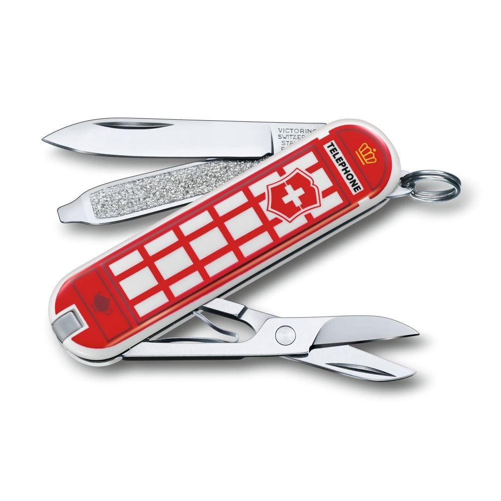 Trip to London Classic SD 2018 Limited Edition Swiss Army Knife