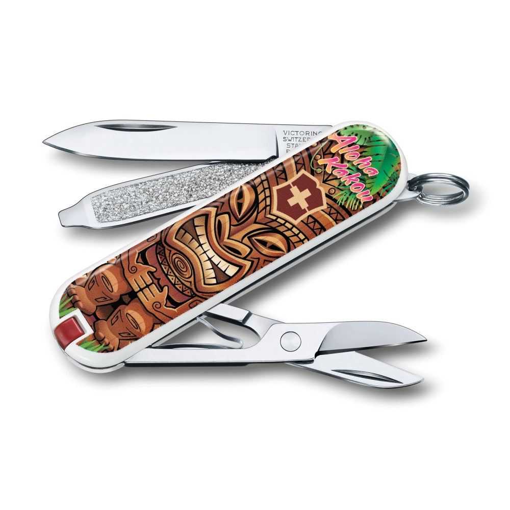 Aloha Kakou Classic SD 2018 Limited Edition Swiss Army Knife