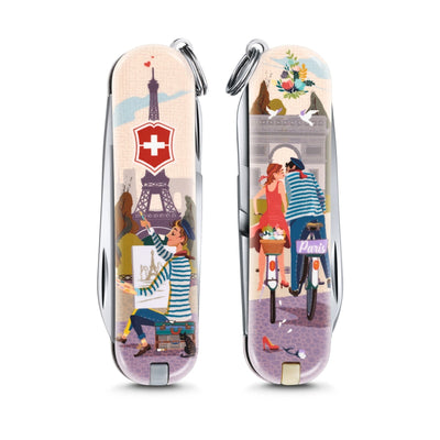 City of Love Classic SD 2018 Limited Edition Swiss Army Knife
