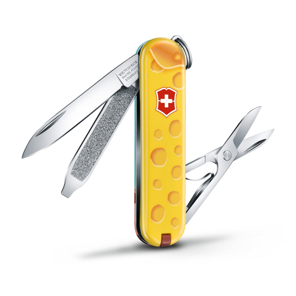 Alps Cheese Classic SD 2019 Limited Edition Swiss Army Knife