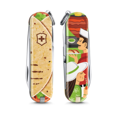 Tacos Classic SD 2019 Limited Edition Swiss Army Knife