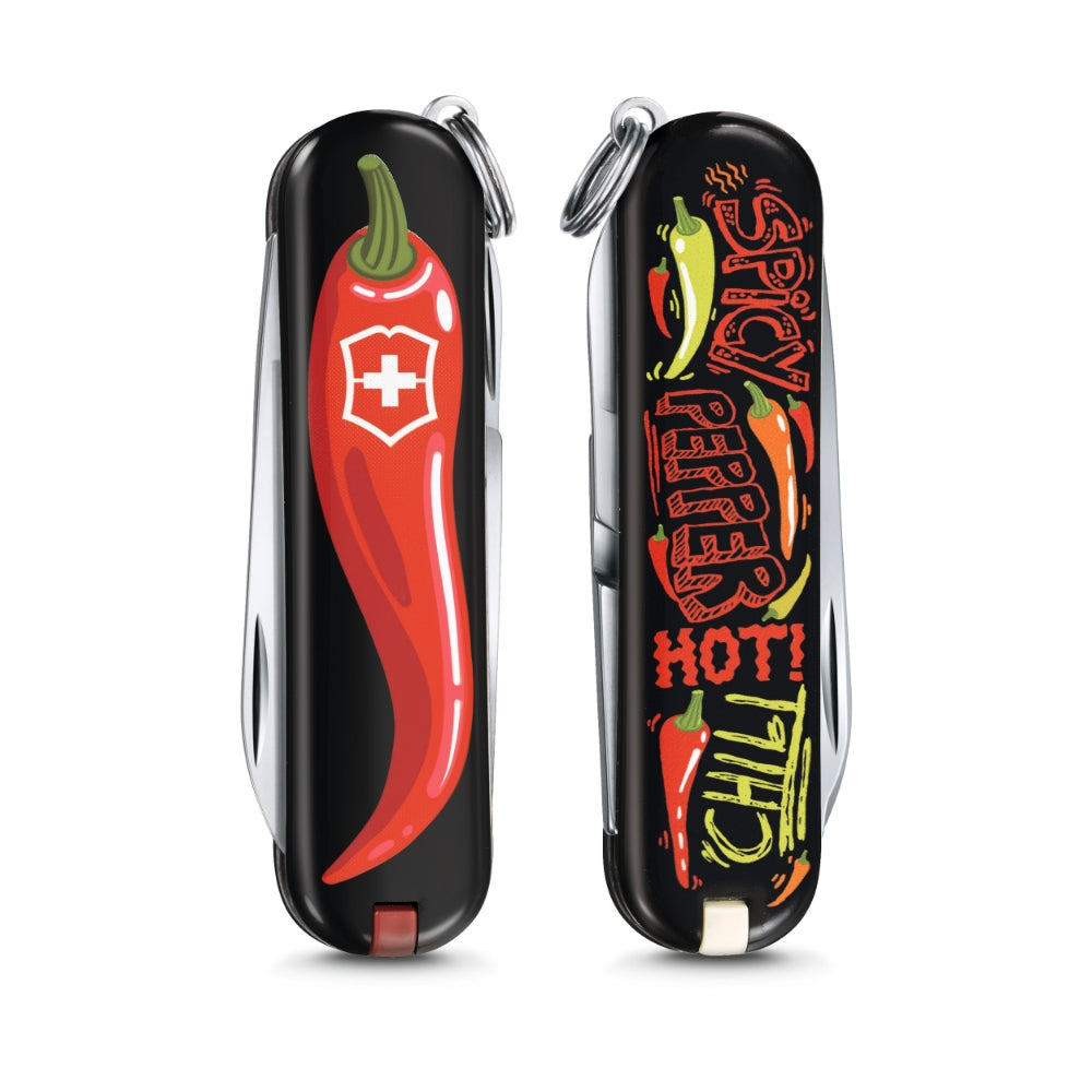 Chili Peppers Classic SD 2019 Limited Edition Swiss Army Knife