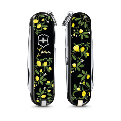 When Life Gives You Lemons Classic SD 2019 Limited Edition Swiss Army Knife