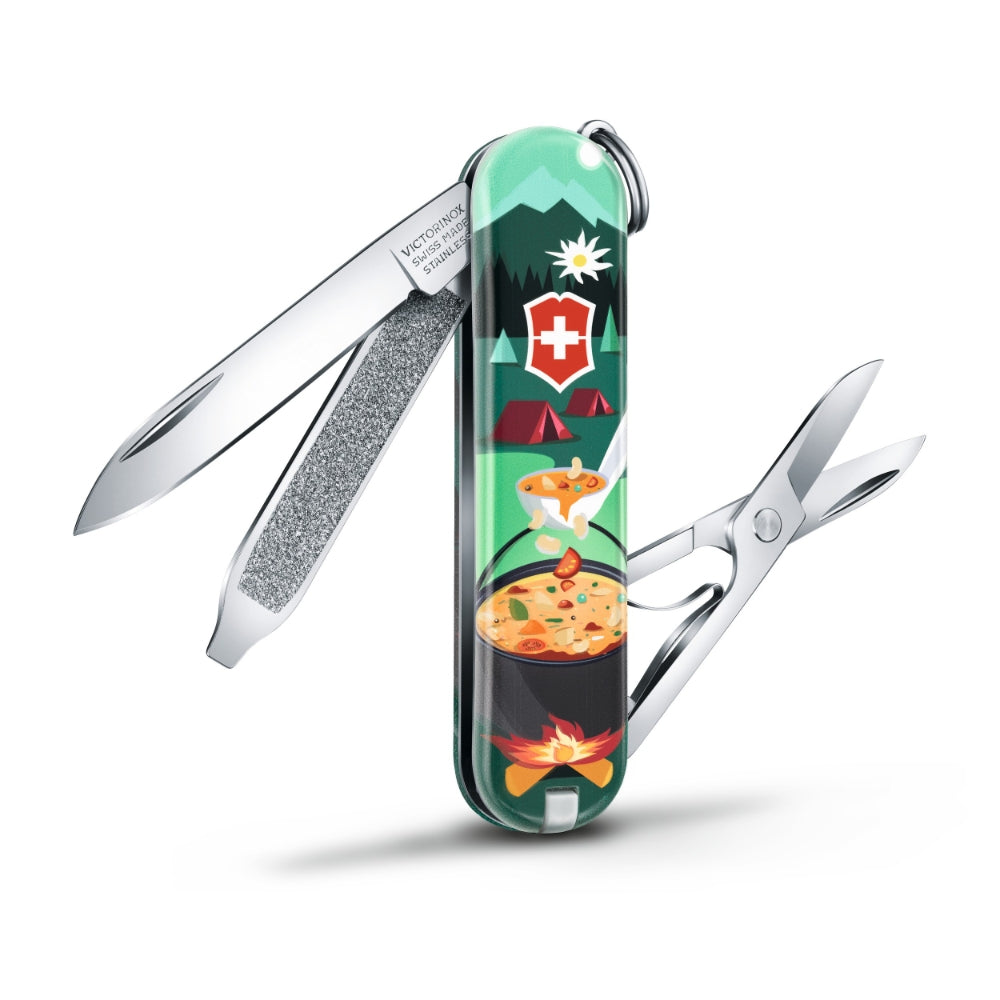 Swiss Mountain Dinner Classic SD 2019 Limited Edition Swiss Army Knife