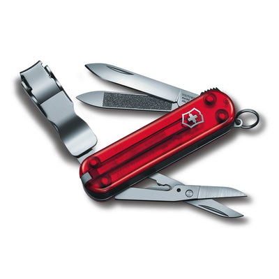 Nail Clip 580 Swiss Army Knife