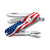 US Flag Classic SD Exclusive Swiss Army Knife