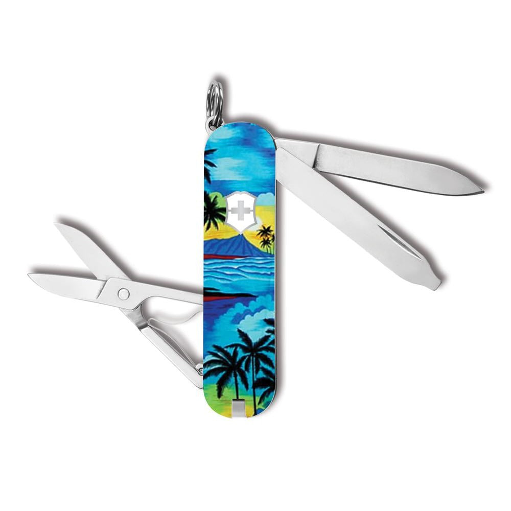 Hawaiian Shirt Classic SD Exclusive Swiss Army Knife