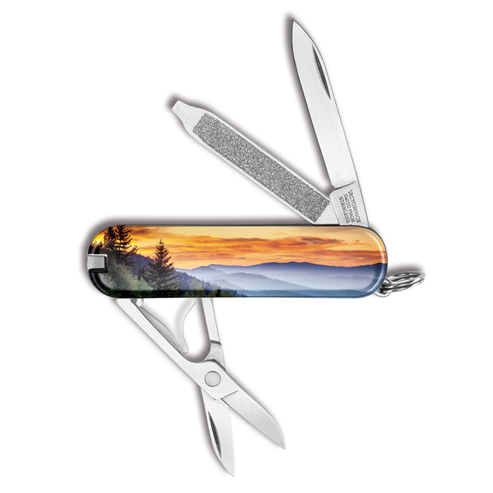 Smoky Mountains Classic SD Exclusive Swiss Army Knife