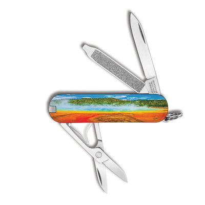 Yellowstone Prismatic Lake Classic SD Exclusive Swiss Army Knife