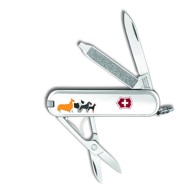 Puppy Parade Classic SD Exclusive Swiss Army Knife