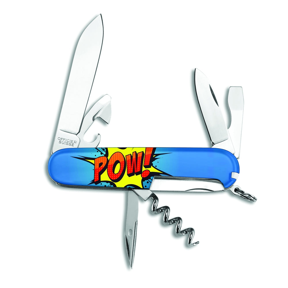 Comic Book Spartan Exclusive Swiss Army Knife