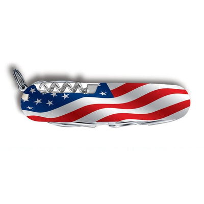 US Flag SwissChamp Exclusive Swiss Army Knife