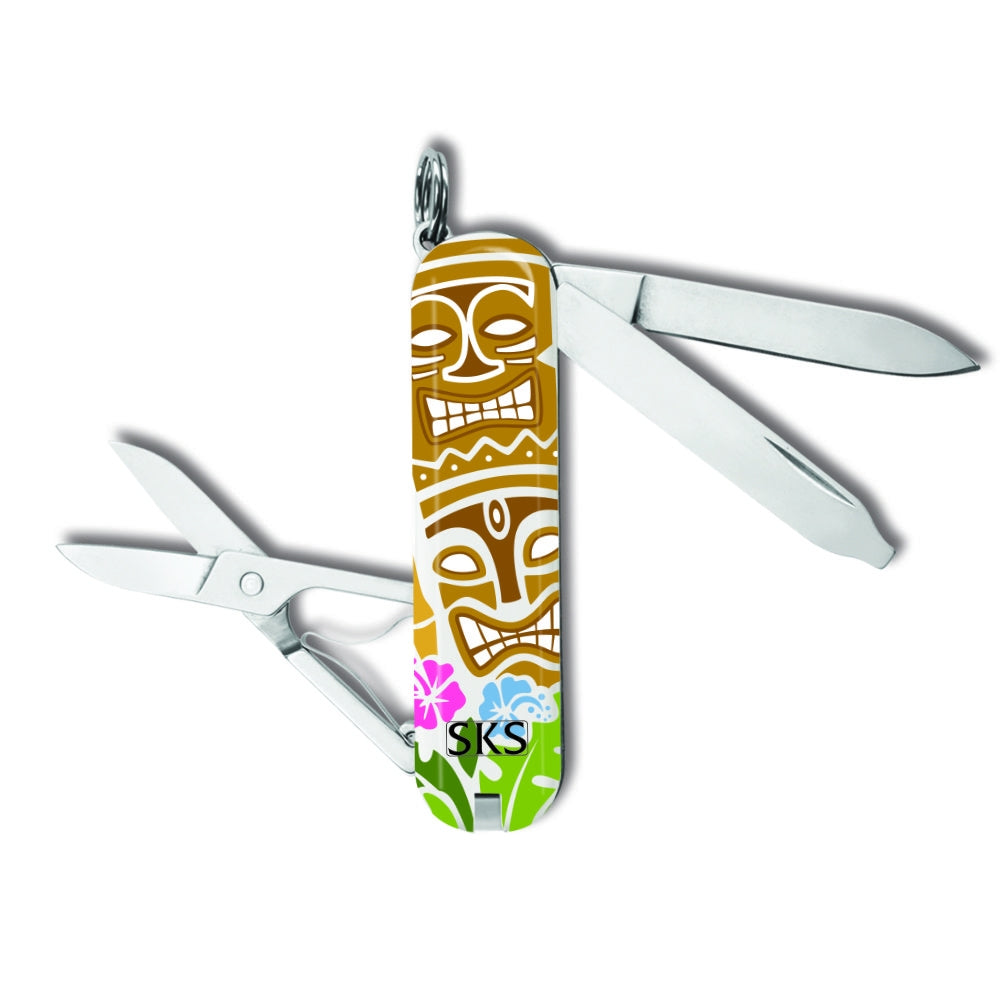 Tiki Classic SD Exclusive Swiss Army Knife
