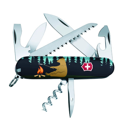 Bear Necessities Camper Exclusive Swiss Army Knife