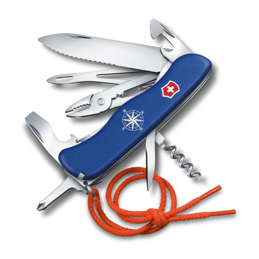 Skipper, Blue Swiss Army Knife by Victorinox