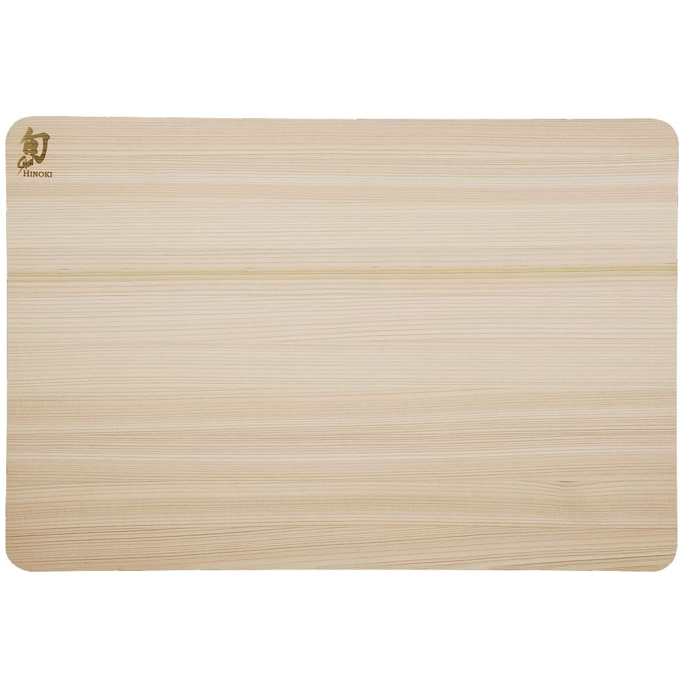 Shun Hinoki Cutting Board - Medium
