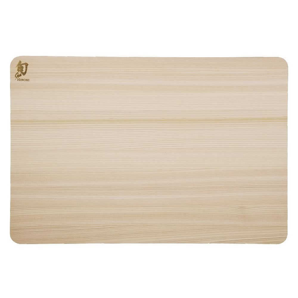 Shun Hinoki Large Cutting Board