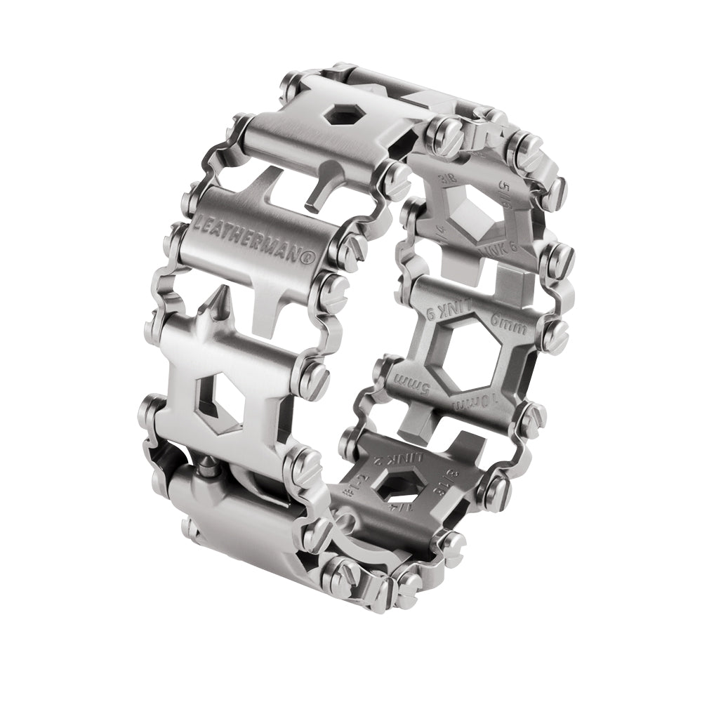 Leatherman Tread Wearable Multi-Tool - Stainless Steel