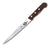 "Victorinox Rosewood 7"" Straight Flexible Blade Fillet Knife"