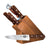Victorinox Rosewood 7-Piece Knife Block Set