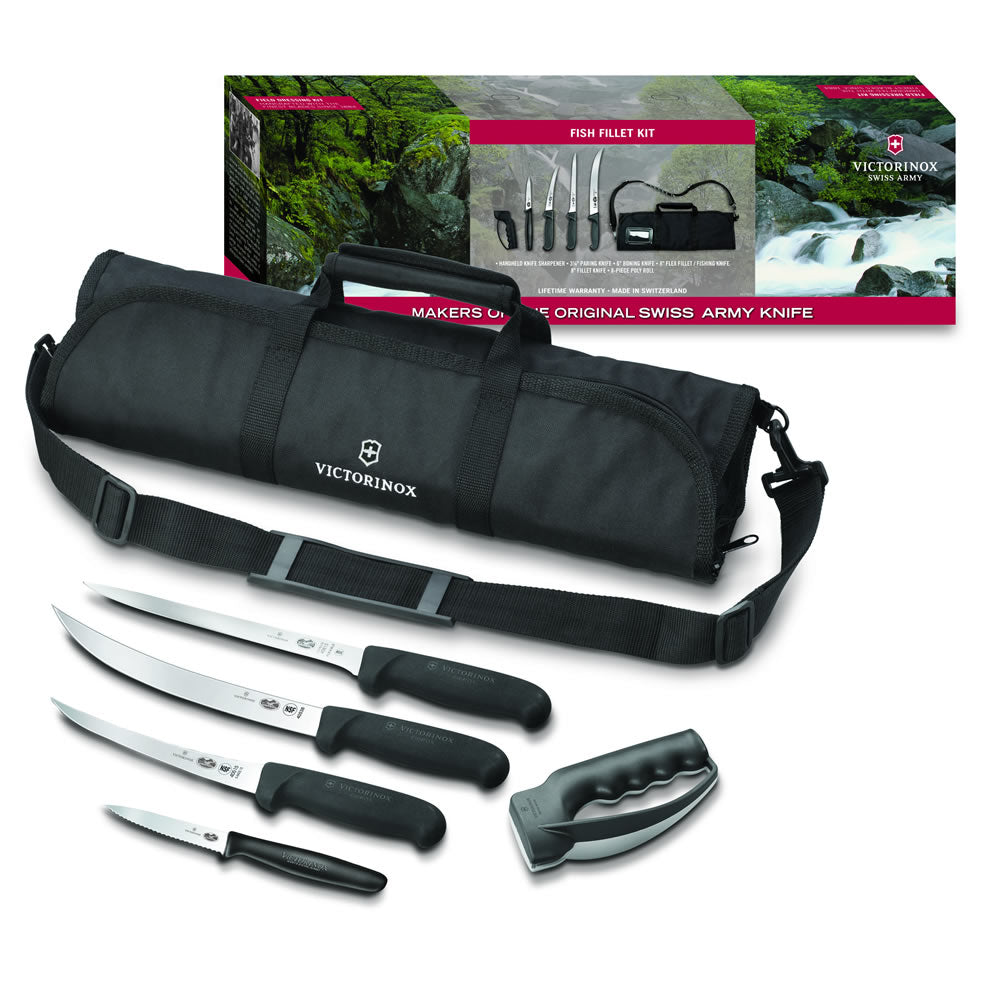 Fibrox Pro Fish Fillet Kit by Victorinox