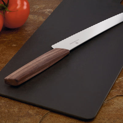 "Swiss Modern 8.5"" Curved Bread Knife by Victorinox"