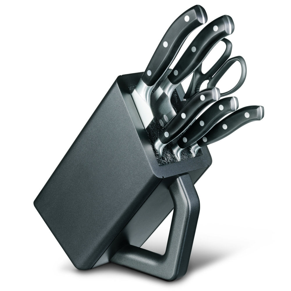 Victorinox Grand Maitre 6-Piece Knife Block Set