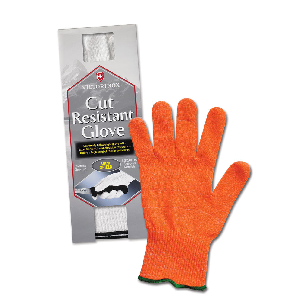 Victorinox Safety Orange UltraSHIELD Cut Resistant Glove