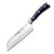 "Wusthof Classic Ikon  7"" Hollow Edge Santoku Knife"