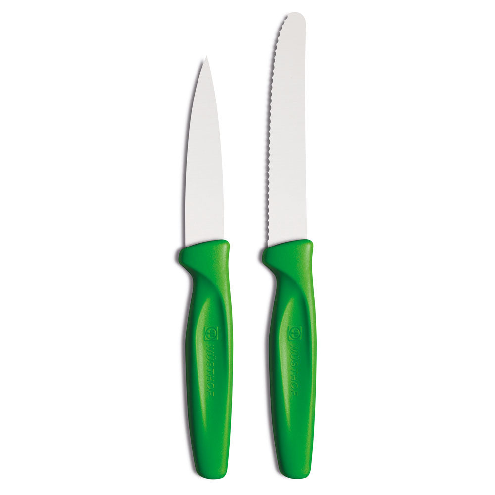 Wusthof Zest 2 Piece Paring and Serrated Set