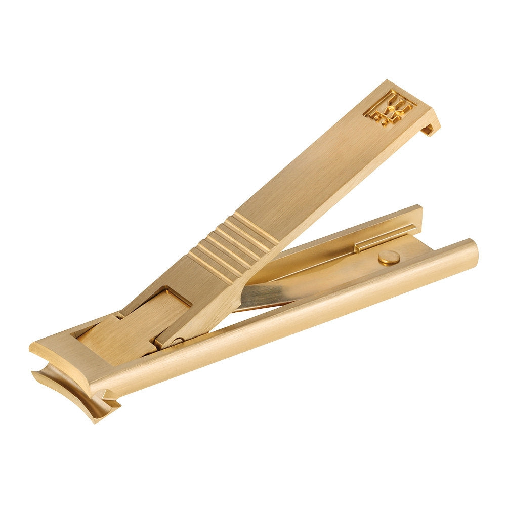 Twin S Gold Stainless Steel Ultra Slim Nail Clipper by Zwilling J.A. Henckels