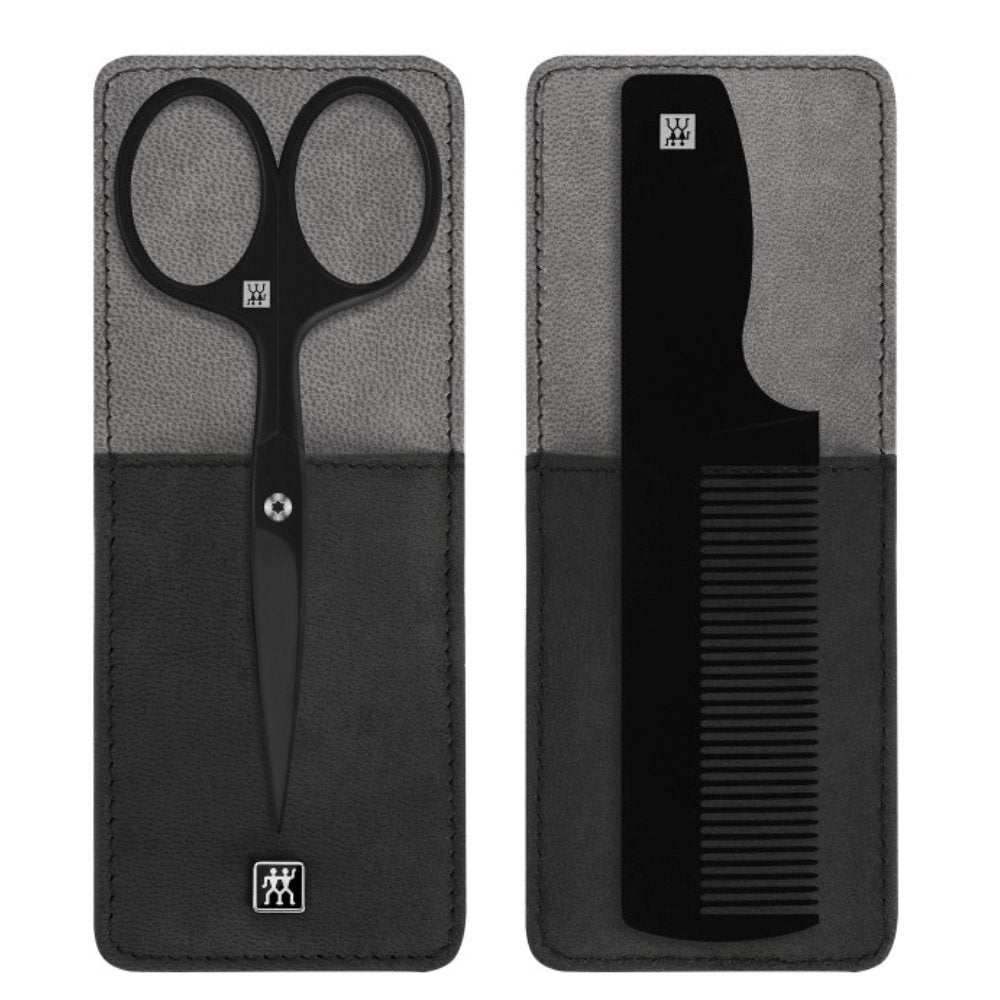 2-Piece Beard Grooming Set by Zwilling J.A. Henckels