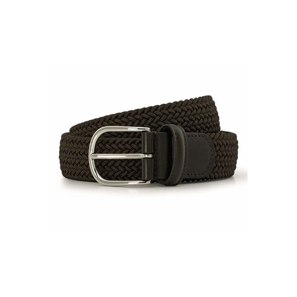 Woven Belt - Brown