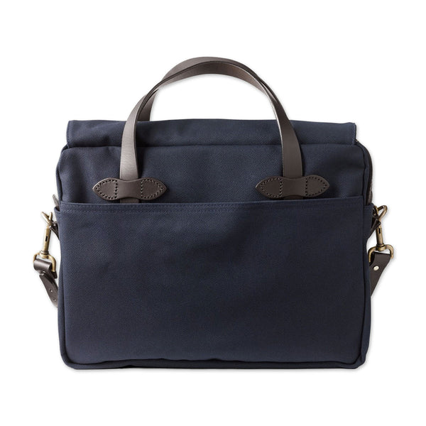 Rugged Twill Original Briefcase - Navy