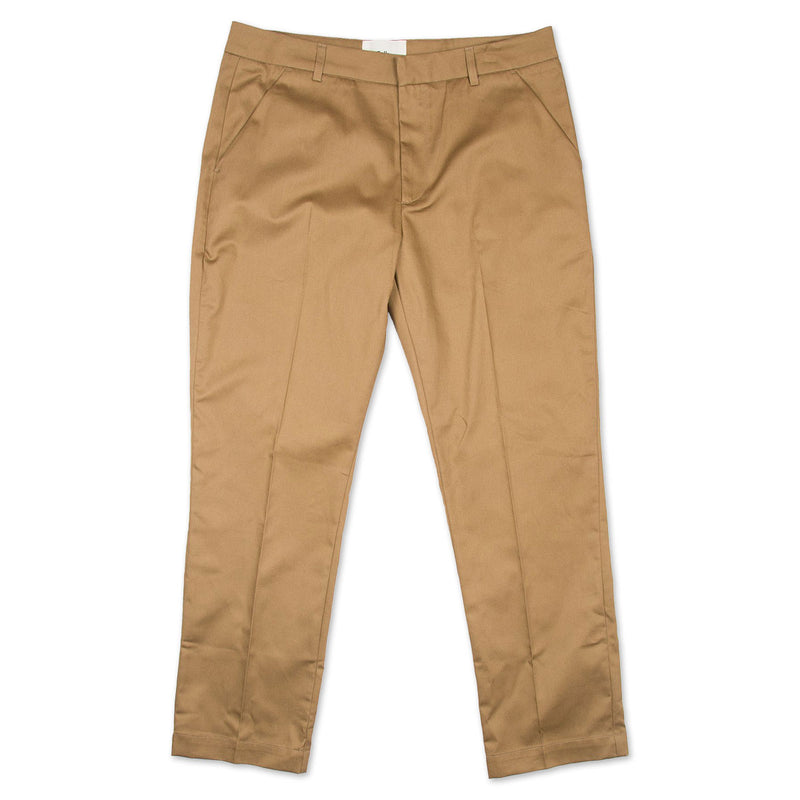 Clean Twill Pant - Sandstone