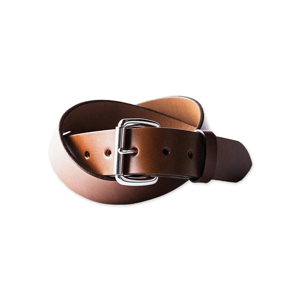 Standard Leather Belt - Cognac