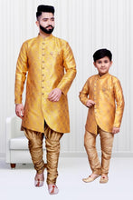 Load image into Gallery viewer, Kids Boy Indo Western Sherwani