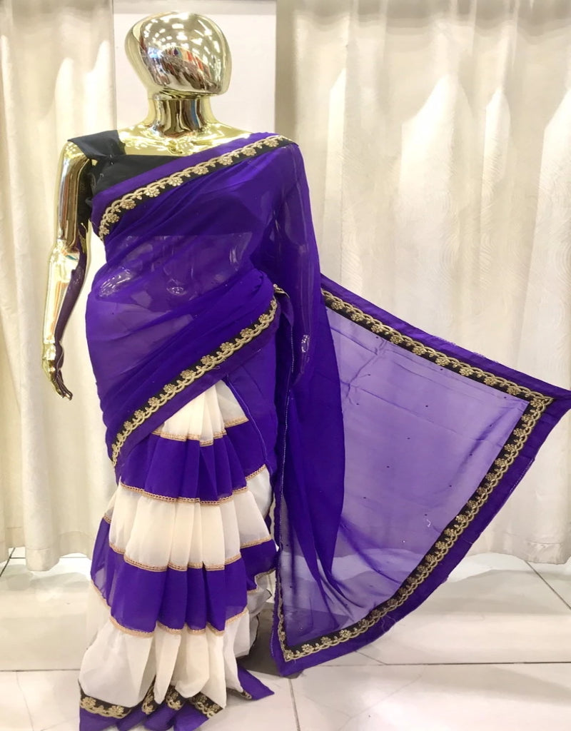 Bollywood Saree in Georgette