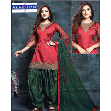 Load image into Gallery viewer, Silk Patiala with Bell Sleeves