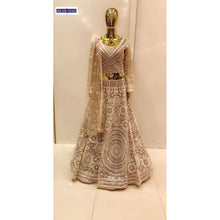 Load image into Gallery viewer, Readymade Chikenkari Mirror Work Lehenga